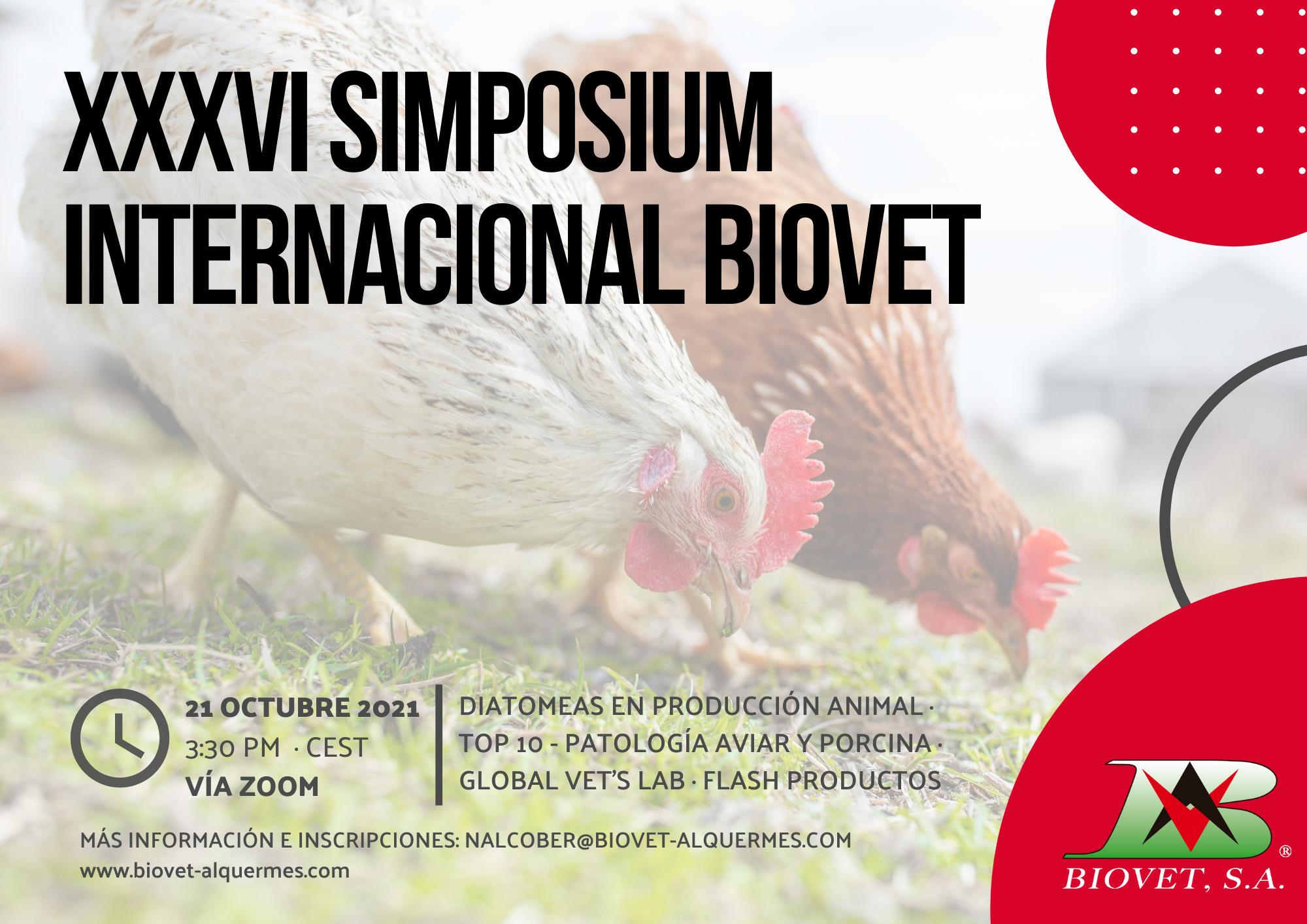 Simposium Internacional Biovet